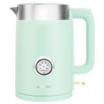 Электрический чайник Kitfort KT-659-2 зеленый