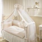 Комплект в кроватку Perina Эстель 6 предметов