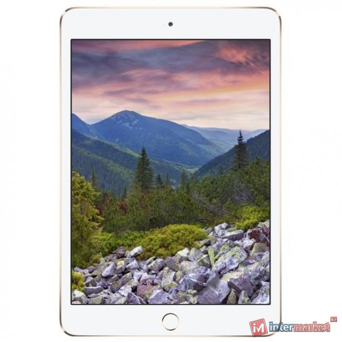 Планшет AppleiPad mini 3 (Retina, iOS, 64Gb, Wi-Fi, 3G, LTE, 7.87